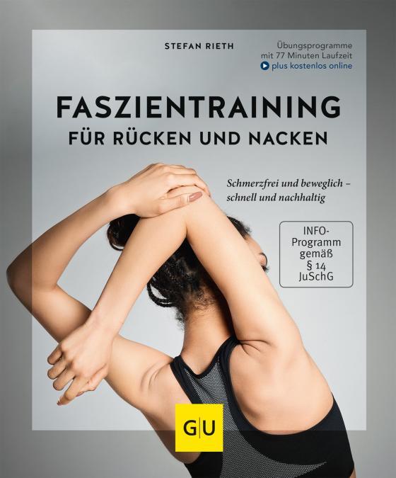 Cover-Bild Faszientraining für Rücken und Nacken