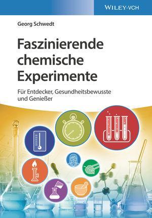 Cover-Bild Faszinierende chemische Experimente