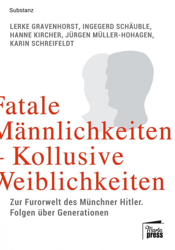 Cover-Bild Fatale Männlichkeiten - kollusive Weiblichkeiten