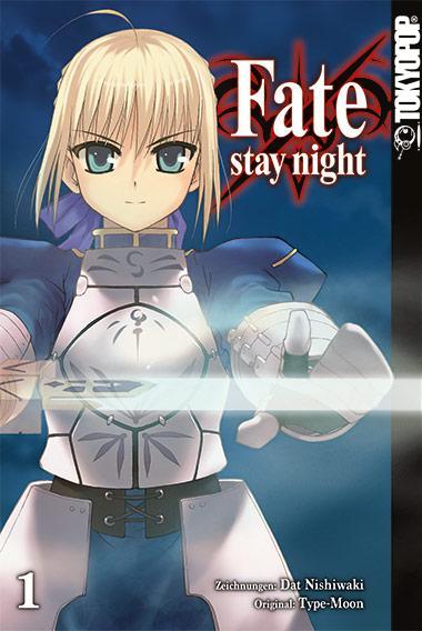 Cover-Bild FATE/Stay Night 01