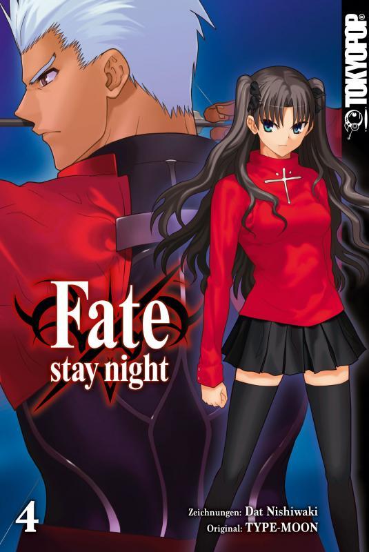 Cover-Bild FATE/Stay Night 04