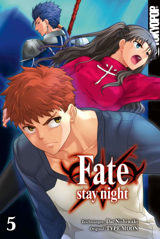 Cover-Bild FATE/Stay Night 05