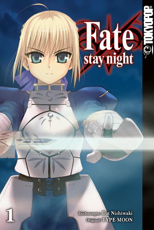 Cover-Bild Fate/stay night [E-Book] 01