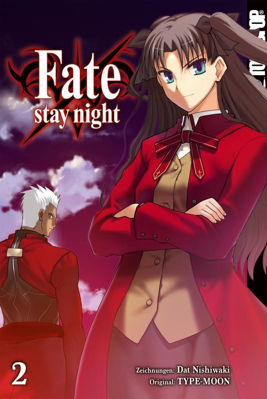Cover-Bild Fate/stay night - Einzelband 02