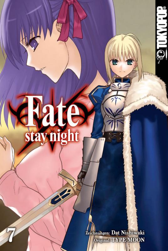 Cover-Bild Fate/stay night - Einzelband 07