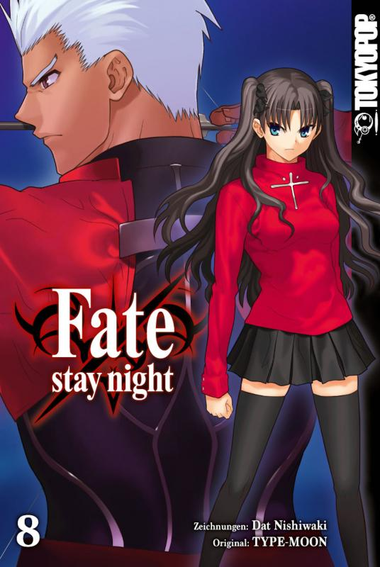 Cover-Bild Fate/stay night - Einzelband 08