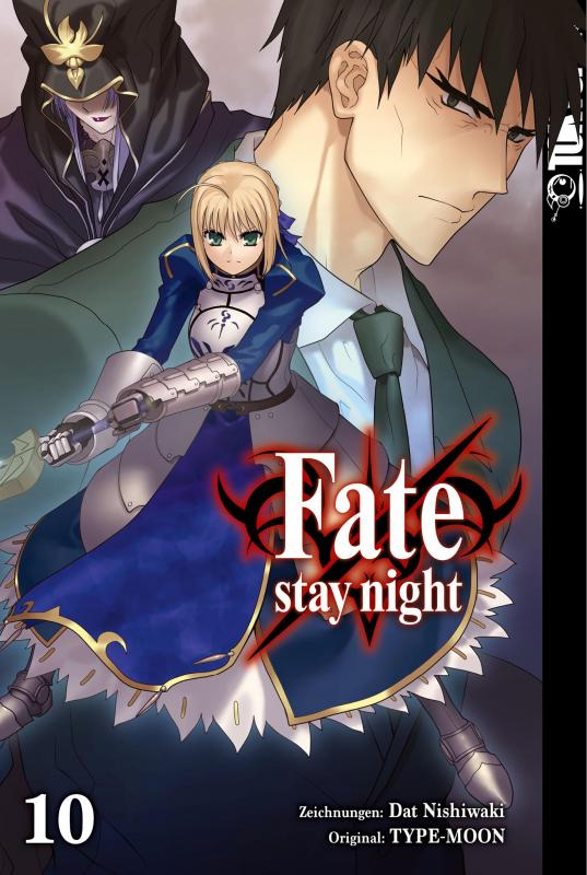 Cover-Bild Fate/stay night - Einzelband 10