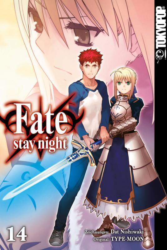 Cover-Bild Fate/stay night - Einzelband 14