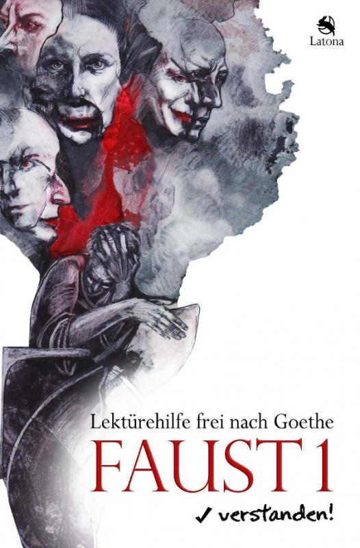 Cover-Bild Faust 1 verstanden! Lektürehilfe frei nach Goethe