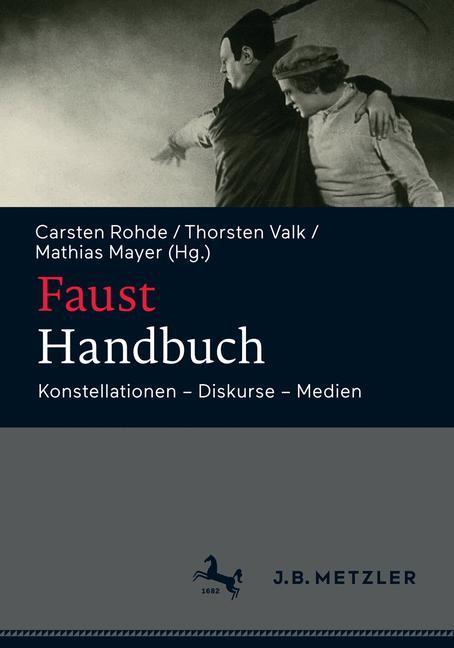 Cover-Bild Faust-Handbuch