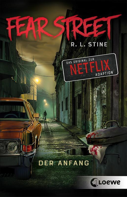 Cover-Bild Fear Street - Der Anfang