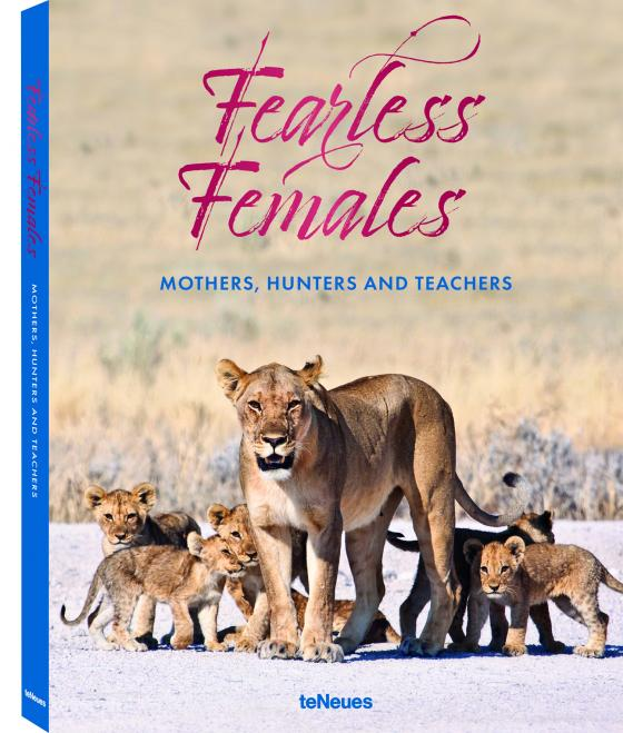 Cover-Bild Fearless Females