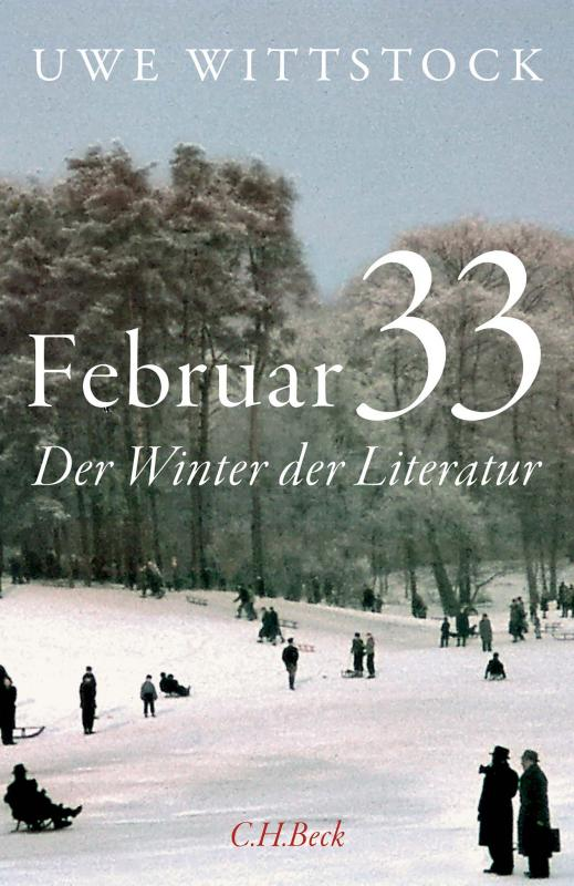 Cover-Bild Februar 33