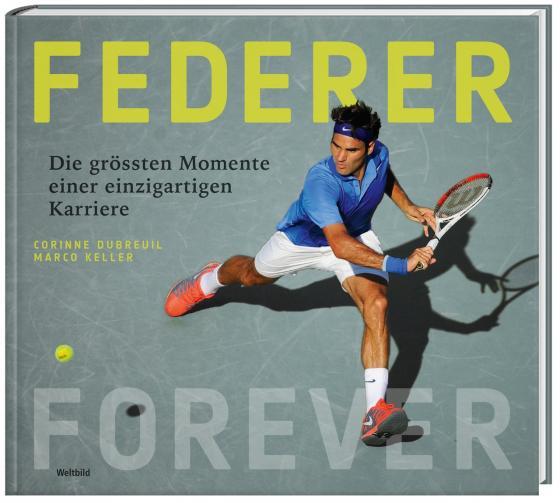 Cover-Bild Federer Forever