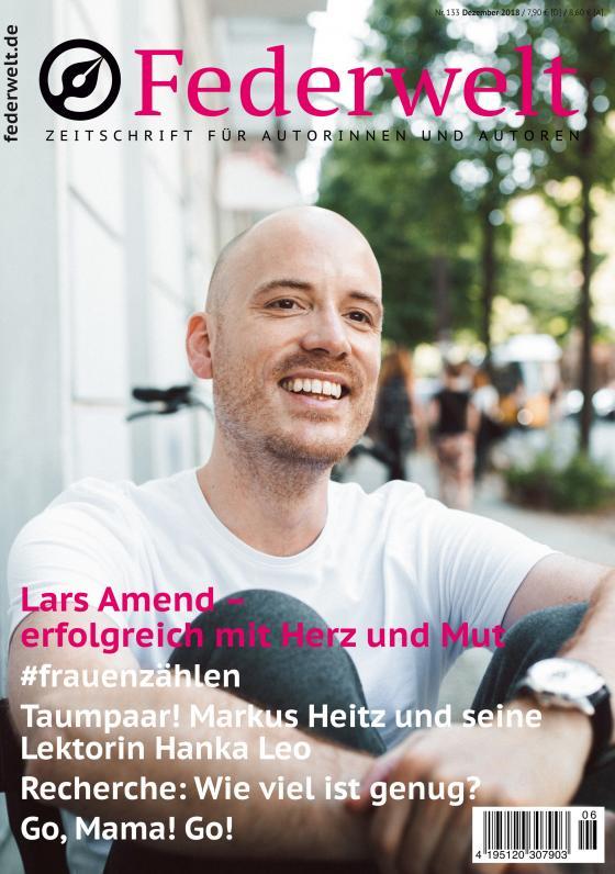 Cover-Bild Federwelt 133, 06-2018, Dezember 2018