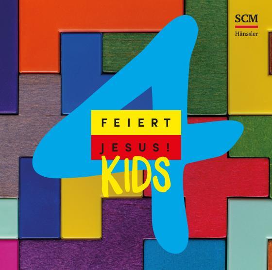 Cover-Bild Feiert Jesus! Kids 4