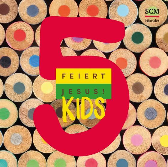 Cover-Bild Feiert Jesus! Kids 5