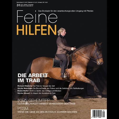 Cover-Bild Feine Hilfen, Ausgabe 31