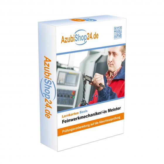 Cover-Bild Feinwerkmechaniker / Feinwerkmechanikerin Meister Prüfungsvorbereitung E-Book