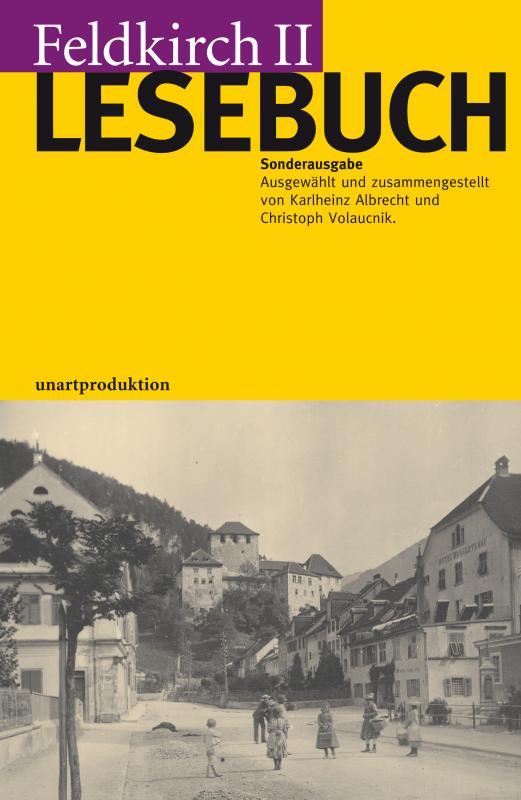 Cover-Bild FELDKIRCH LESEBUCH II