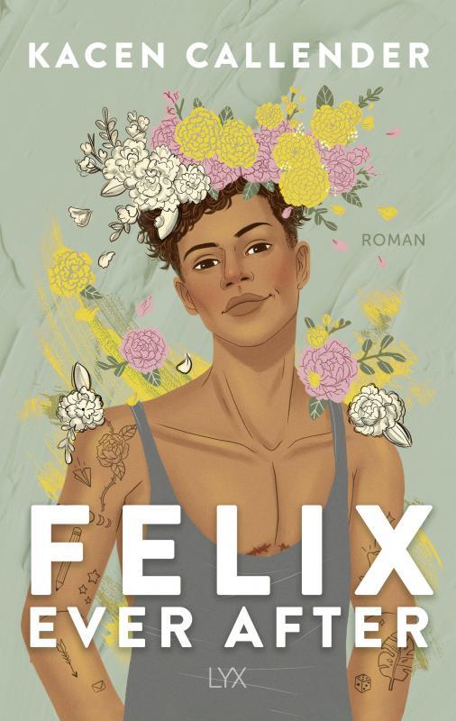 Cover-Bild Felix Ever After