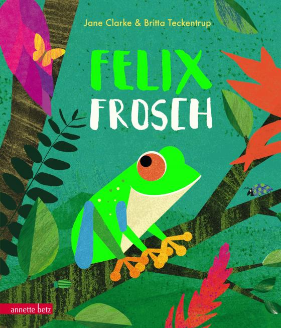 Cover-Bild Felix Frosch