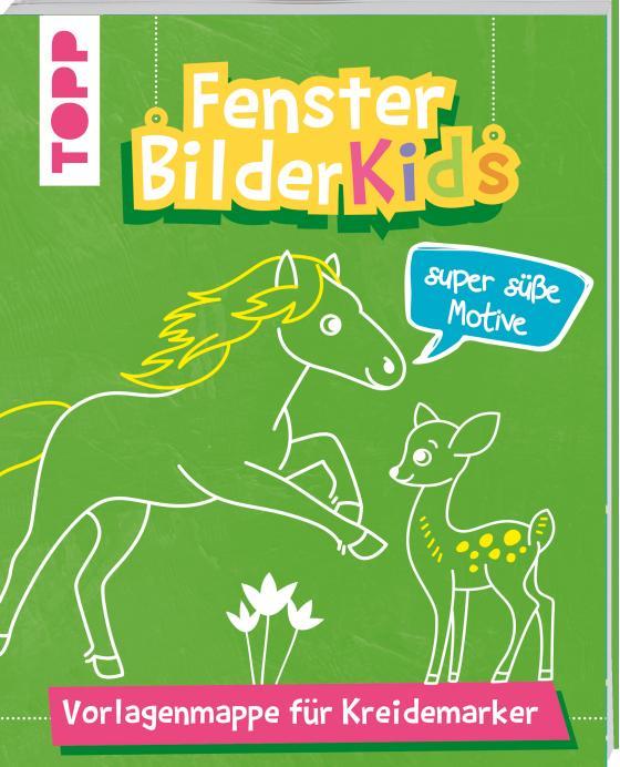 Cover-Bild Fensterbilder Kids Super süße Motive