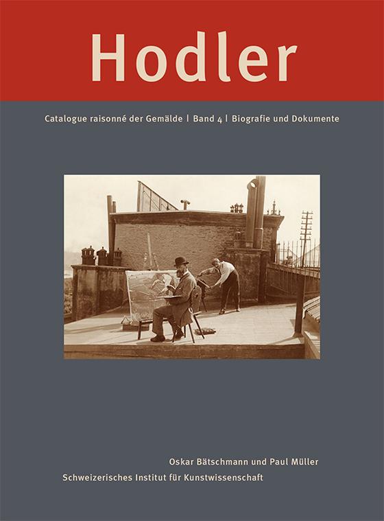 Cover-Bild Ferdinand Hodler. Catalogue raisonné der Gemälde / Ferdinand Hodler: Catalogue raisonné der Gemälde