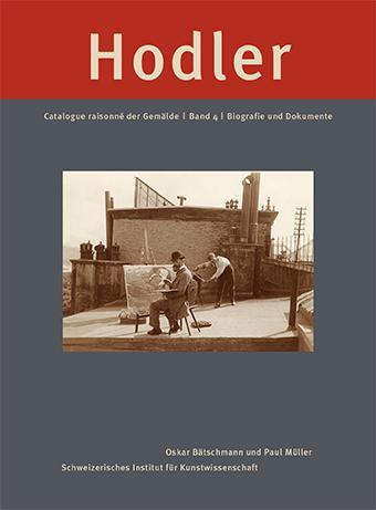 Cover-Bild Ferdinand Hodler. Catalogue raisonné der Gemälde