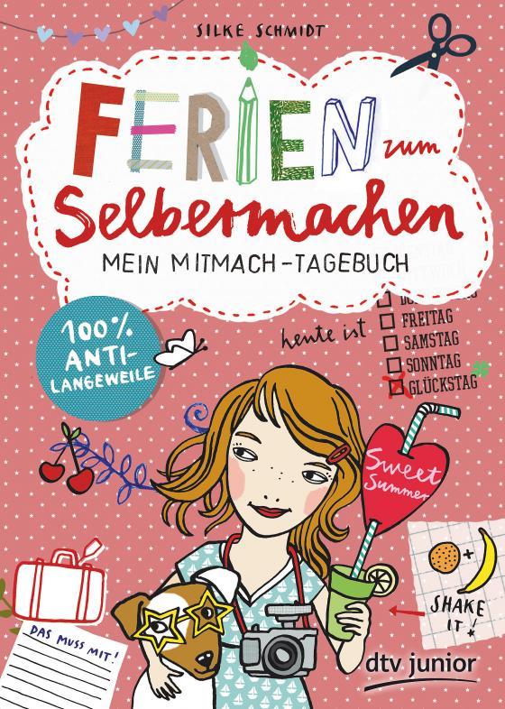 Cover-Bild Ferien zum Selbermachen, Mein Mitmach-Tagebuch