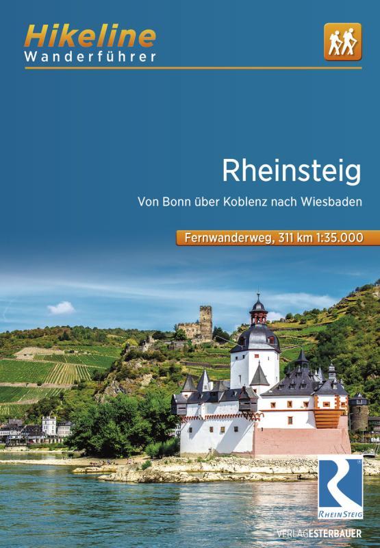 Cover-Bild Fernwanderweg Rheinsteig