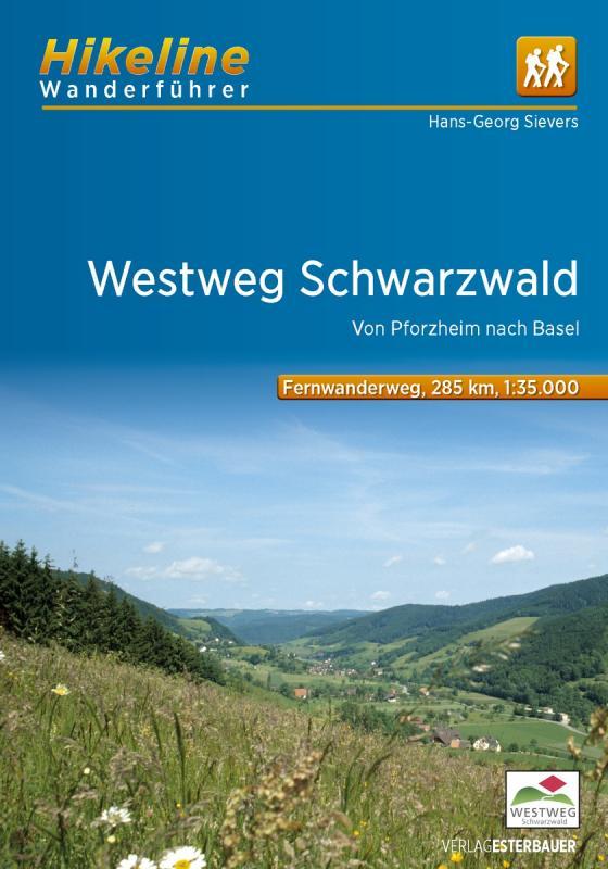 Cover-Bild Fernwanderweg Westweg Schwarzwald