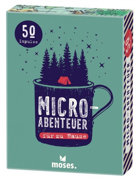 Cover-Bild Fernweh Micro-Abenteuer für zu Hause