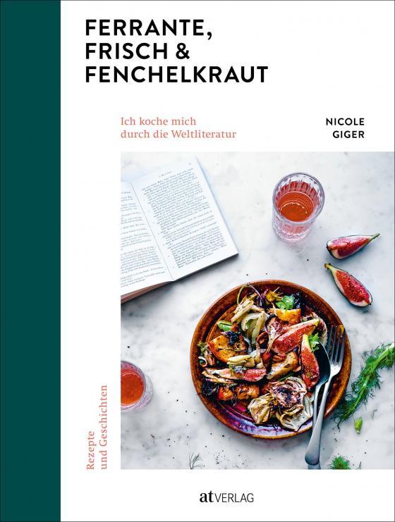 Cover-Bild Ferrante, Frisch & Fenchelkraut