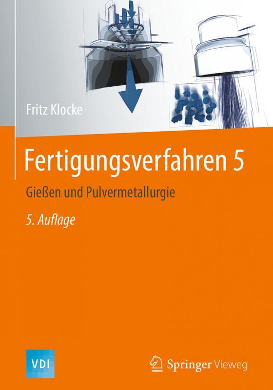 Cover-Bild Fertigungsverfahren 5