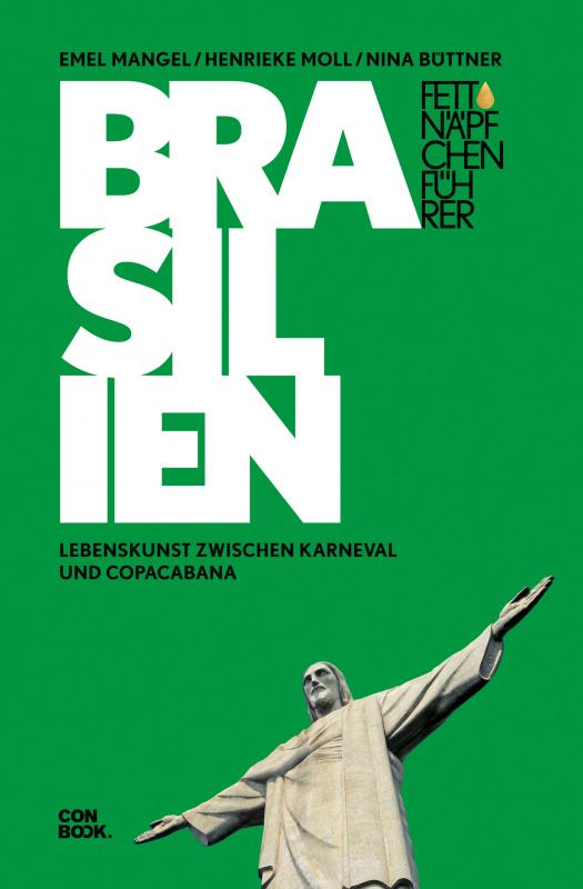 Cover-Bild Fettnäpfchenführer Brasilien