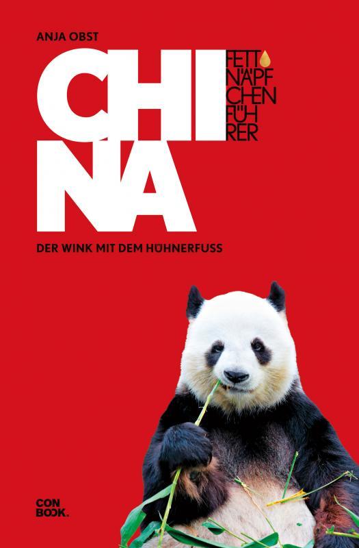 Cover-Bild Fettnäpfchenführer China