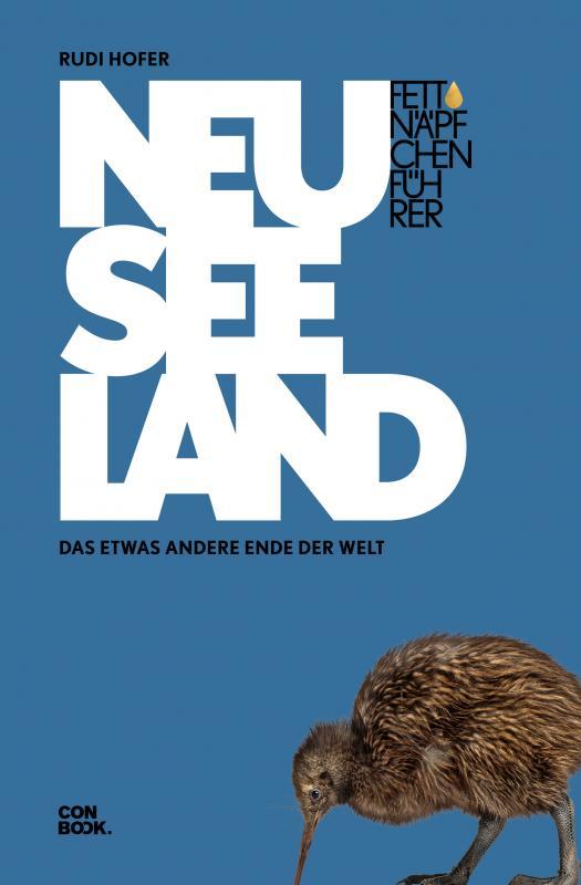 Cover-Bild Fettnäpfchenführer Neuseeland