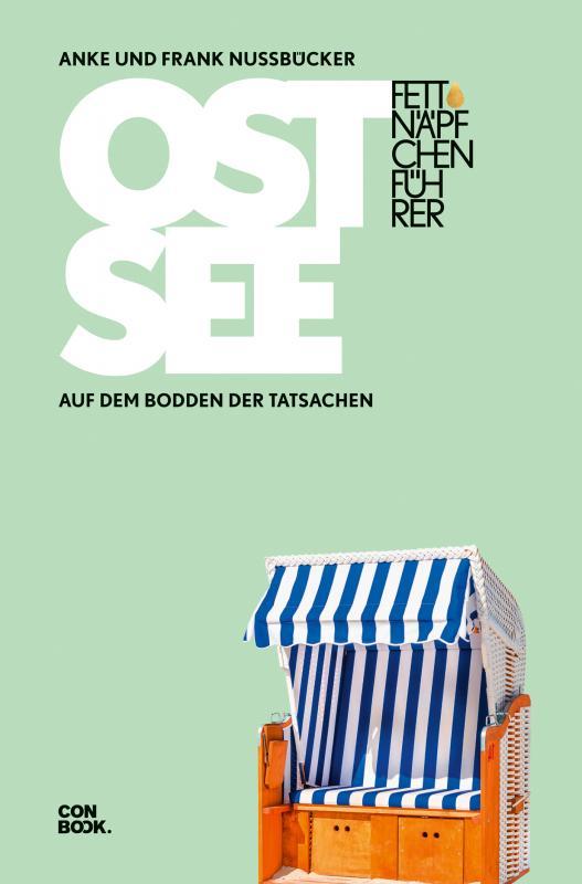 Cover-Bild Fettnäpfchenführer Ostsee