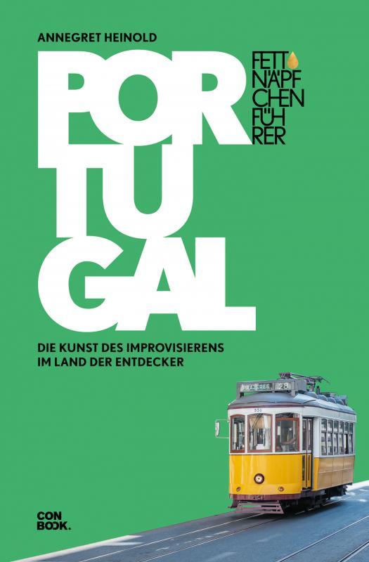 Cover-Bild Fettnäpfchenführer Portugal