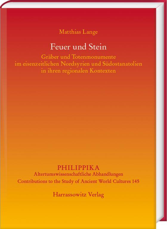 Cover-Bild Feuer und Stein