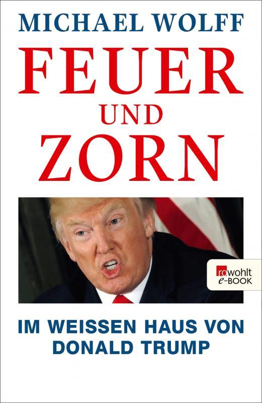 Cover-Bild Feuer und Zorn
