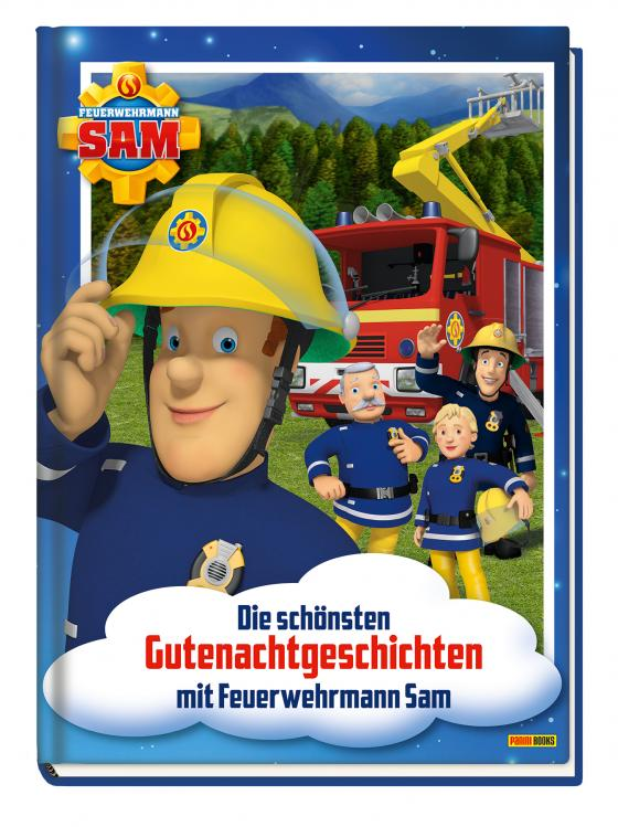Cover-Bild Feuerwehrmann Sam: Die schönsten Gutenachtgeschichten mit Feuerwehrmann Sam