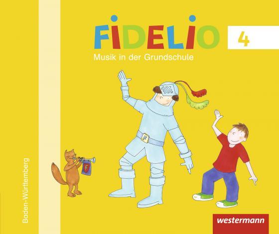 Cover-Bild Fidelio Musikbücher / Fidelio Musikbücher - Ausgabe Baden-Württemberg 2016