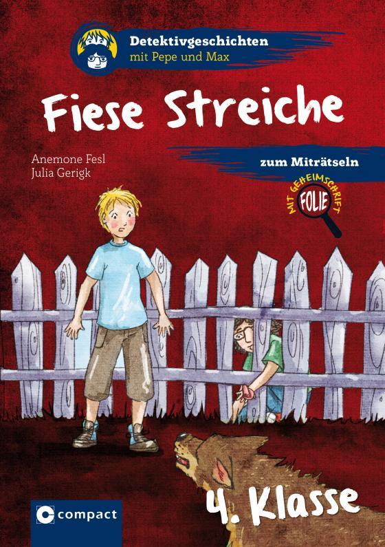 Cover-Bild Fiese Streiche