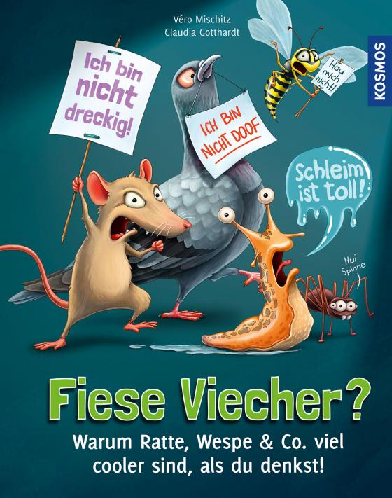 Cover-Bild Fiese Viecher