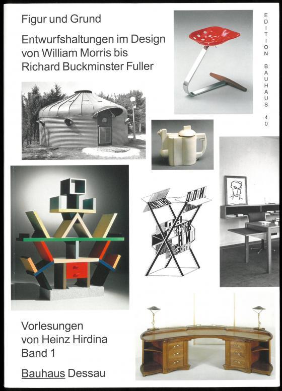 Cover-Bild Figur und Grund