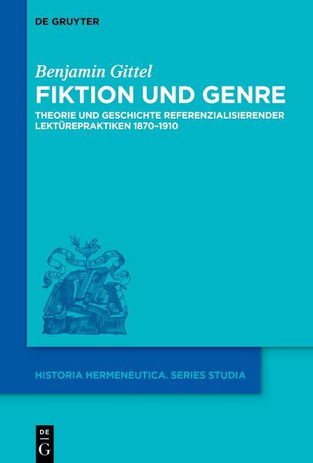 Cover-Bild Fiktion und Genre
