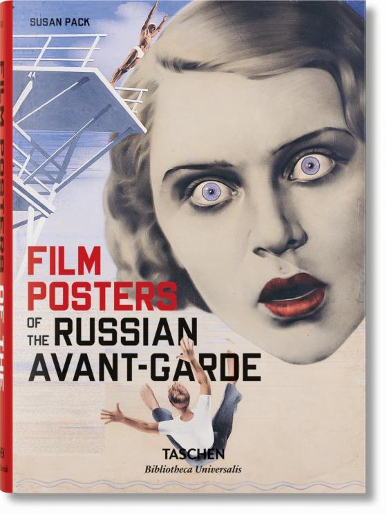 Cover-Bild Film Posters of the Russian Avant-Garde
