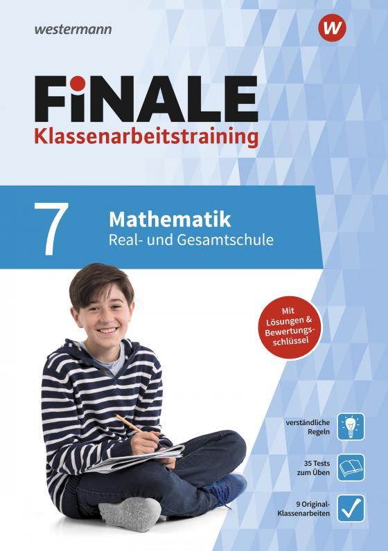 Cover-Bild FiNALE Klassenarbeitstraining / FiNALE Klassenarbeitstraining für die Real- und Gesamtschule